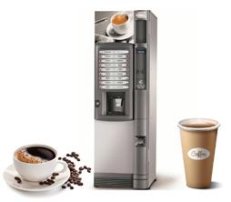Tam otomatik kiralık çay kahve otomatlarımızı aşağıda bulabilirsiniz. Tam otomatik kahve otomatı kategorisinde gördüğünüz tüm otomatlar çekirdek kahve veya demleme çay özellikli olup, bardak, kaşık, şeker gibi ürünleri otomat içerisinde barındırmaktadır.